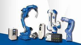 Foto de Yaskawa Ibérica muestra sus últimas innovaciones tecnológicas en Advanced Factories 2018