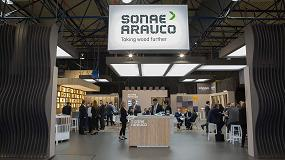 Foto de Presencia innovadora de Sonae Arauco en Maderalia 2018