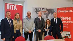 Foto de IRTA e Interempresas Media coorganizarán el próximo Fórum Cárnico