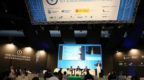 Foto de El cambio de 'ciudad' a 'territorio inteligente', a debate en el Foro TiC & Sostenibilidad de Greencities 2018