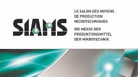 Foto de Tornos organiza una visita a Siams, del 17 al 20 de abril en Moutiers, Francia