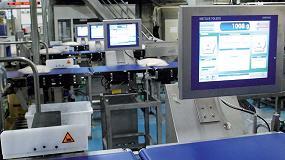 Foto de Lamb Weston usa controladoras de peso en línea para garantizar la conformidad en su planta de procesamiento de patatas de alto rendimiento