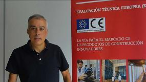 Foto de Entrevista a Miguel Mateos, Área de construcción de Tecnalia