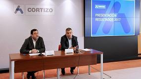 Foto de Grupo Cortizo bate nuevos récords y alcanza una facturación de 554 millones en 2017