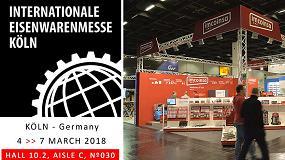Foto de Imcoinsa expone su gama de productos en Eisenwarenmesse 2018