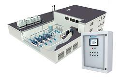 Foto de Intelligent Chiller Manager de Daikin, nuevo sistema de control para aumentar la eficiencia de las salas técnicas
