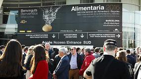 Foto de FIAB impulsará en Alimentaria 2018 la innovación e internacionalización del sector alimentación y bebidas