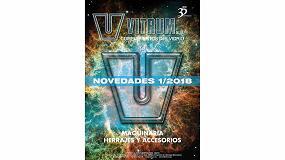 Foto de Vitrum lanza su Catálogo de Novedades 1/2018