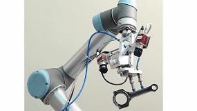 Foto de InPicker: solución de bin-picking con robótica guiada por visión
