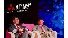 Foto de Arranca en Valencia el ciclo de presentaciones de Mitsubishi Electric 'El futuro ya está aquí, nueva generación City Multi'