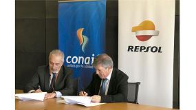 Foto de Acuerdo de colaboración entre Conaif y Repsol