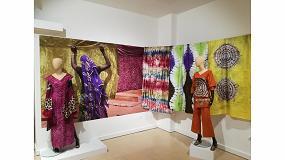 Foto de Epson reivindica la cultura textil africana a través de su tecnología de impresión sobre telas