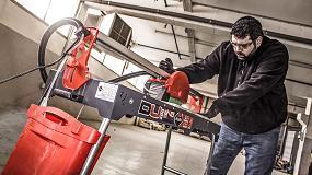 Foto de Rubi presenta su nueva cortadora eléctrica DU-200 850 EVO