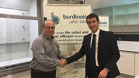 Foto de Nueva filial de Burdinola en Benelux