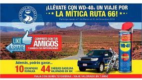 Foto de La Ruta 66 protagoniza el concurso Rutas Míticas de WD-40