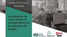Foto de El CEP organiza una jornada gratuita sobre la incorporación de nuevo talento en el sector del plástico