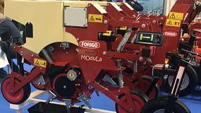 Foto de La sembradora Modula de Forigo llega con una anchura de trabajo de 1,60 m