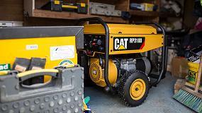 Foto de Caterpillar presenta sus nuevos generadores portátiles para pequeñas aplicaciones domésticas y al aire libre