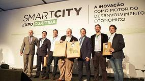 Foto de Smart City Expo supera todas las expectativas en la primera edición celebrada en Curitiba