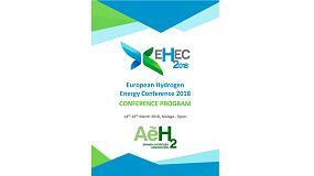 Foto de Expertos analizarán las ventajas del hidrógeno en EHEC 2018