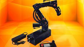 Foto de Igus lanza un brazo robótico de bajo coste con un diseño compacto