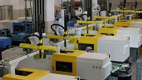 Picture of Los robots Wetec convencen y equipan todas las inyectoras de un transformador