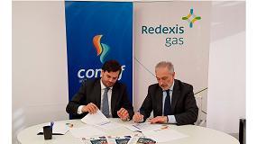 Foto de Conaif y Redexis Gas colaboran en la promoción del gas natural