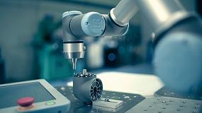 Foto de Universal Robots muestra el camino hacia la Industria 5.0 en Advanced Factories 2018