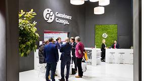 Foto de Giménez Ganga concluye con éxito una nueva edición de R+T Stuttgart