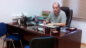 Foto de Entrevista a Manuel García, director gerente de AP-3