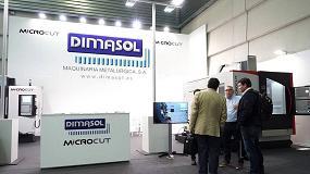 Foto de Dimasol acudirá este año a Advanced Factories, BIEMH y MetalMadrid
