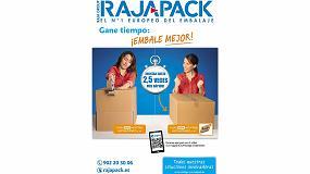 Foto de Embalajes innovadores en el nuevo catálogo de Rajapack