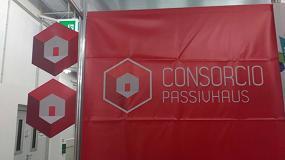Foto de Interempresas, en el Congreso Internacional del Passivhaus Institute, en Múnich