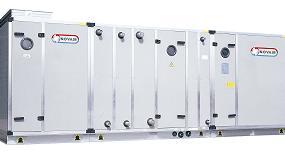 Foto de Eurofred presenta Novair, su marca exclusiva especializada en unidades de tratamiento de aire