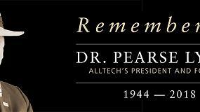 Picture of Muere el Dr. Pearse Lyons, presidente y fundador de Alltech