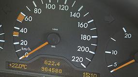 Foto de Casi dos millones de vehículos en circulación presentan inconsistencias en el kilometraje