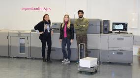 Foto de Imprentaonline24 apuesta por Heidelberg y adquiere una Versafire CP