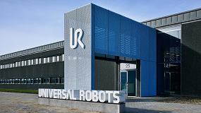 Foto de Universal Robots aumenta un 72% su volumen de negocio en 2017