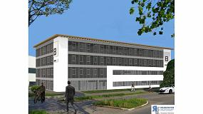 Picture of Nuevo centro de formación de Kiefel en Alemania