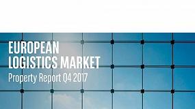 Foto de Histórico crecimiento del mercado logístico europeo