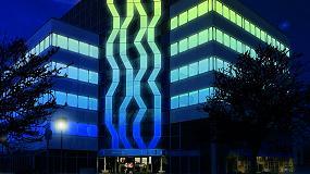 Foto de AGC presenta Glassiled Uni, la última innovación en soluciones de vidrio con diodos LED integrados