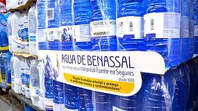 Foto de Smurfit Kappa rediseña el embalaje de Agua de Benassal y logra aumentar sus ventas un 10%
