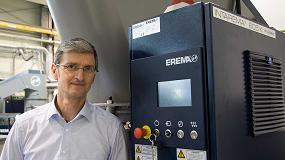 Fotografia de Erema: dobla la demanda de reciclaje de refilos