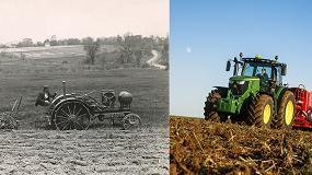 Foto de Los tractores John Deere cumplen 100 años