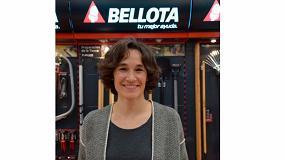 Foto de Larraitz Larrañaga, nueva directora de Marketing de Bellota Herramientas