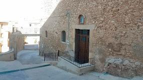 Foto de Onduline participa en la rehabilitación de la cubierta del Monasterio de Santa Clara de Tortosa con su Sistema Integral Onduline