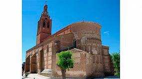 Foto de El Sistema Onduline Bajo Teja DRS protege la histórica Iglesia Nuestra Señora de la Asunción de Cantaracillo, Salamanca