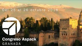 Picture of Aspack celebrará su noveno congreso los días 25 y 26 de octubre en Granada