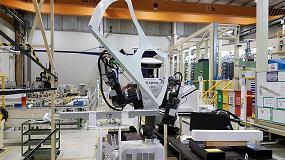 Foto de Dualarmworker: agilizando la automatización con robots bi-brazo