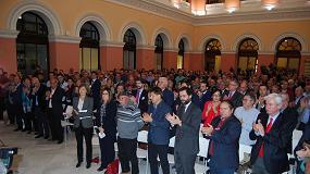 Foto de Multitudinario homenaje a José Luis Iranzo, con emotivo discurso de su viuda